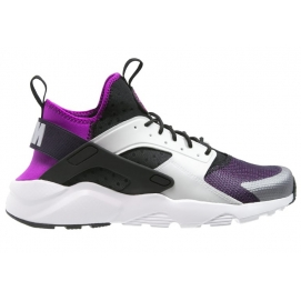 Zapatillas NK Air Huarache Ultra Blanco y Morado