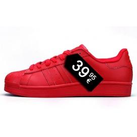 Zapatillas AD Supecolor Rojo