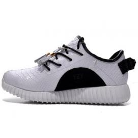 Zapatillas AD Yeezy Boost 350 Taichi Blanco y Negro
