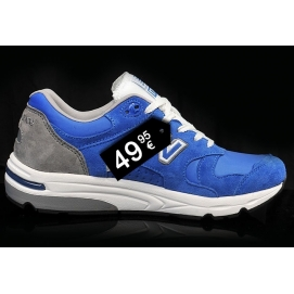 Zapatillas NB 1700 Azul