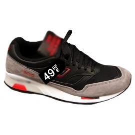 Zapatillas NB 1500 Negro y Beige