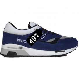 Zapatillas NB 1500 Azul