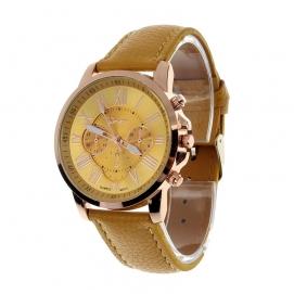 Reloj de Pulsera - Amarillo