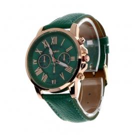 Reloj de Pulsera - Verde Oscuro