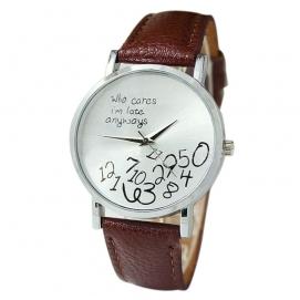 Reloj de Pulsera - Marron