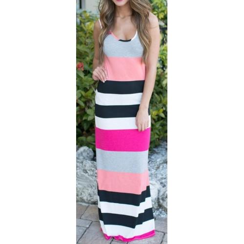 Vestido de Playa Largo