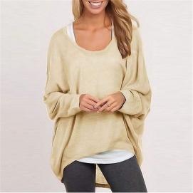 Camisa Amplia - Crema