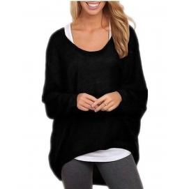 Camisa Amplia - Negro