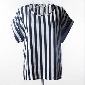 Blusa Estampado - Rayas