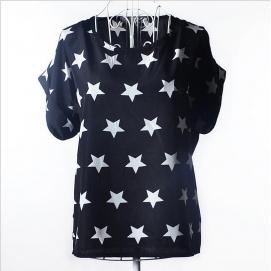 Blusa Estampado - Estrellas