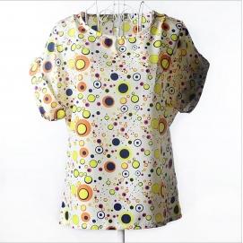 Blusa Estampado - Lunares