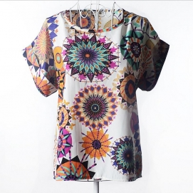 Blusa Estampado - Mandala