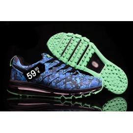 Zapatillas NK Air max Fingertrap Azul
