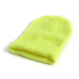 Gorro Amarillo Fluor