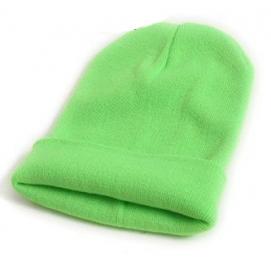 Gorro Verde Fluor