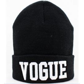 Gorro Vogue Negro