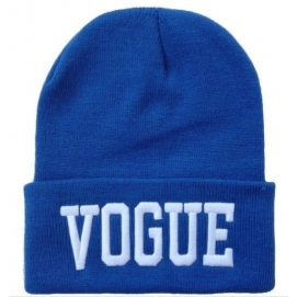 Gorro Vogue Azul