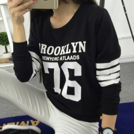 Sudadera Brooklyn Negro