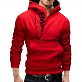 Sudadera SWAG Rojo