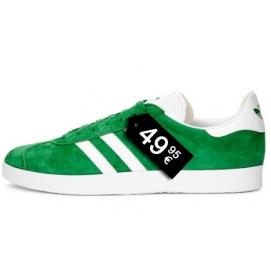 Zapatillas AD Gazelle Verde