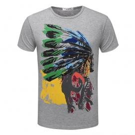 Camiseta Indio Gris