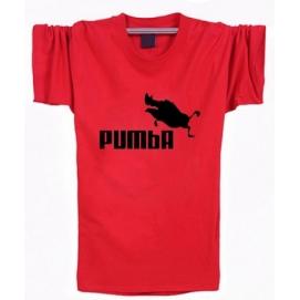 Camiseta Pumba Rojo