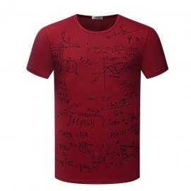 Camiseta Calculos Rojo