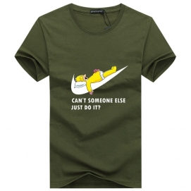 Camiseta NK Homer Caqui