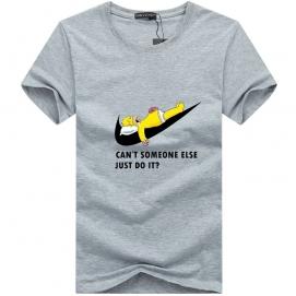 Camiseta NK Homer Gris