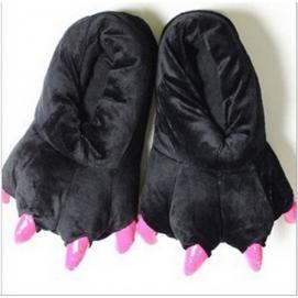 Zapatillas Garra Negro
