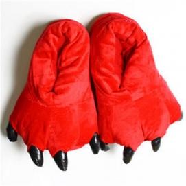 Zapatillas Garra Rojo