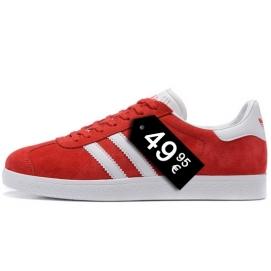 Zapatillas AD Gazelle Rojo Claro