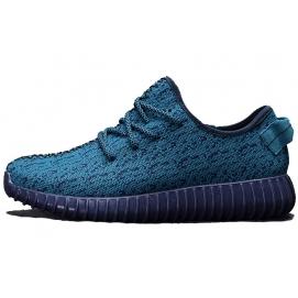 Zapatillas AD Yeezy 350 Boost Azul Oscuro