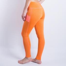 Leggins Naranja