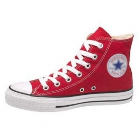 Zapatillas CV Chuck Taylor All Star Rojo (Altas)