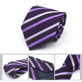 Corbata a Rayas