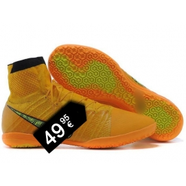 Botas NK Elastico Superfly IC Amarillo
