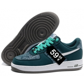 NK Air Force 1 Blue (Low)