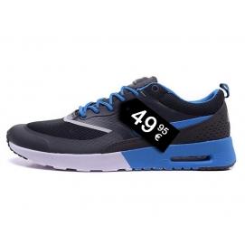 Zapatillas NK Air max Thea Negro y Azul