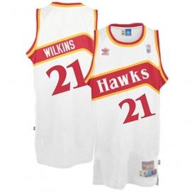 Camiseta AD Atlanta Hawks Wilkins 1ª Equipación