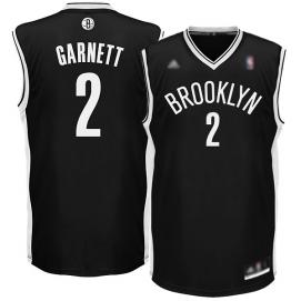 Camiseta AD Brooklyn Nets Garnett 2ª Equipación