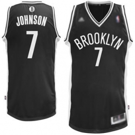 Camiseta AD Brooklyn Nets Johnson 2ª Equipación