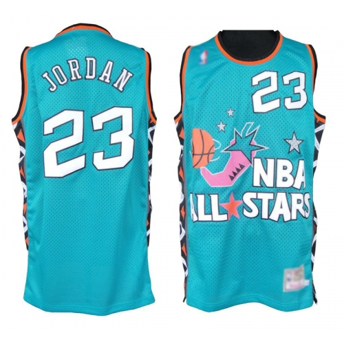 Camiseta AD Chicago Bulls Jordan 1996 NBA All-Star Game