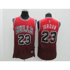 Camiseta Chicago Bulls Jordan Degradado