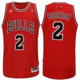 Camiseta Chicago Bulls Robinson 2ª Equipación