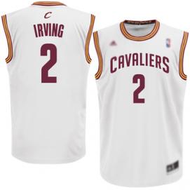 Camiseta Cleveland Cavaliers Irving 1ª Equipación