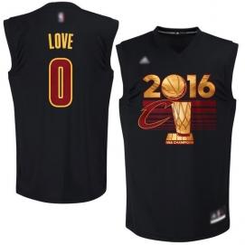 Camiseta Cleveland Cavaliers Love 2016 Champions