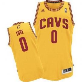 Camiseta Cleveland Cavaliers Love 3ª Equipación