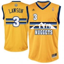 Camiseta Denver Nuggets Lawson 1ª Equipación
