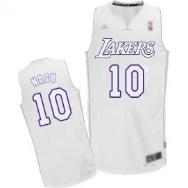 Camiseta Navidad 2012 Los Angeles Lakers Nash